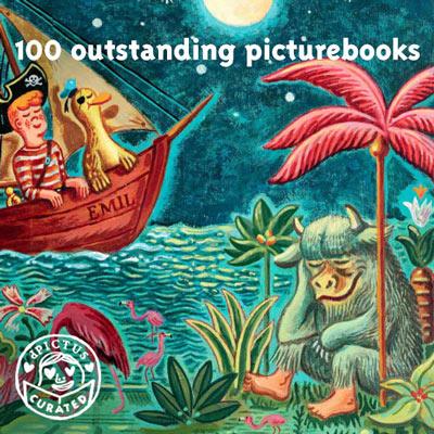 100 Outstanding Picturebooks